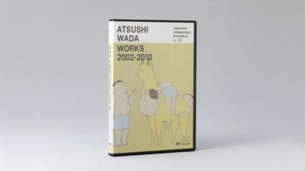 DVD作品集『ATSUSHI WADA WORKS 2002-2010』